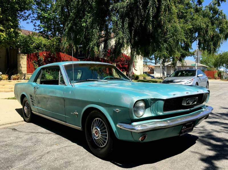 New-1966-Ford-Mustang-with-Disc-Brakes