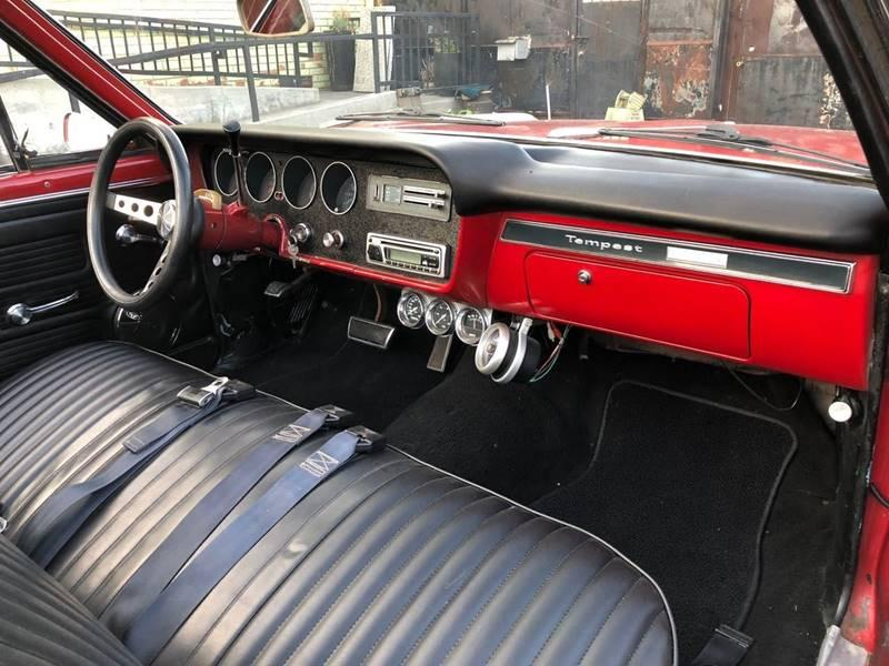 Used 1967 Pontiac Tempest 326 V8 Convertible