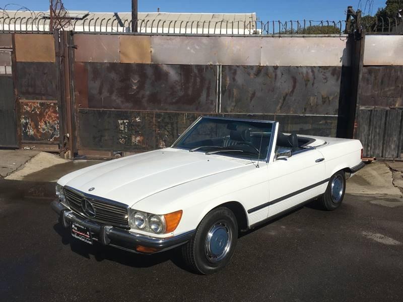 New-1980-Mercedes-Benz-450SL