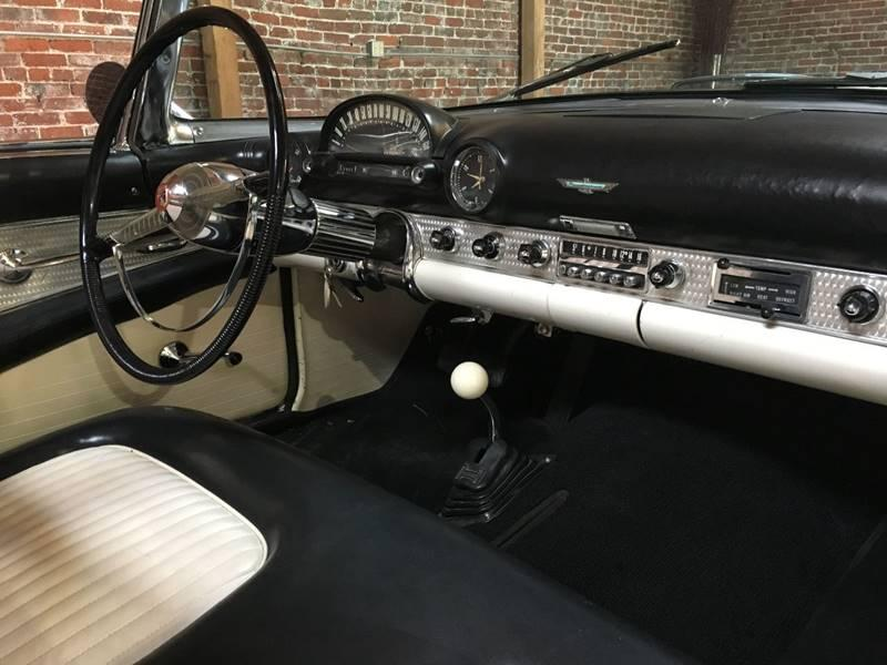Used 1955 Ford Thunderbird