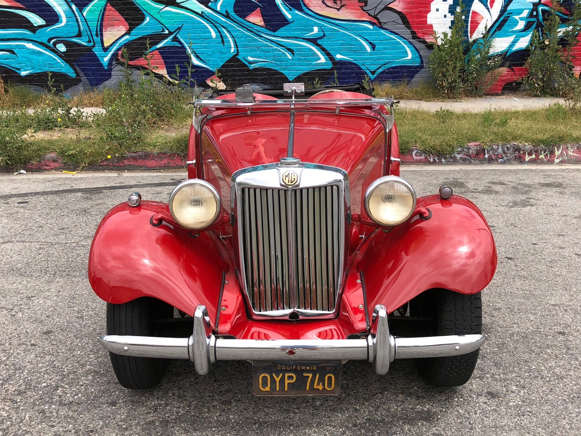 Used-1952-MG-TD-One-owner