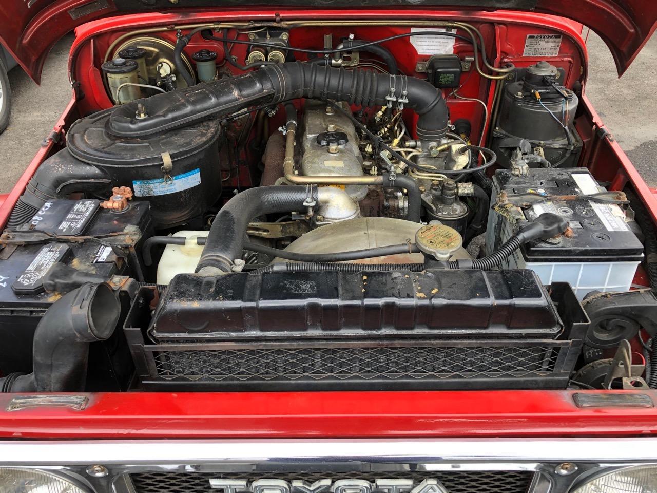 Used 1980 Toyota Land Cruiser BJ40 4WD RHD