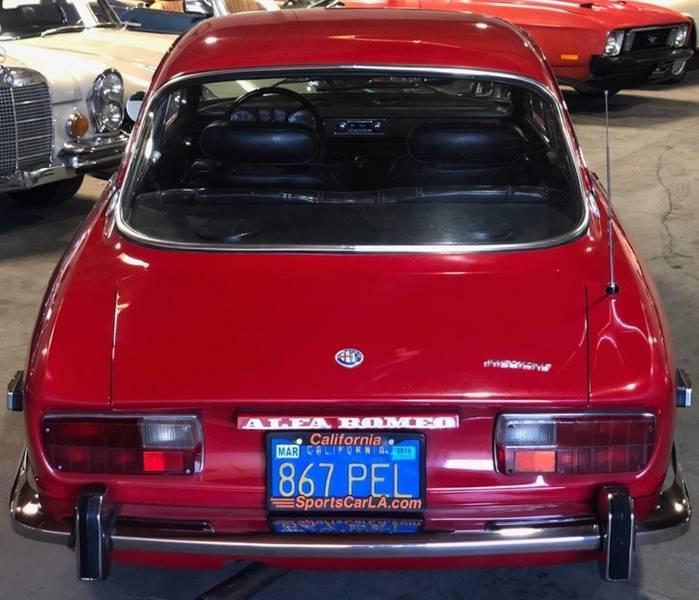Used 1974 Alfa Romeo GTV For Sale ($49,750)