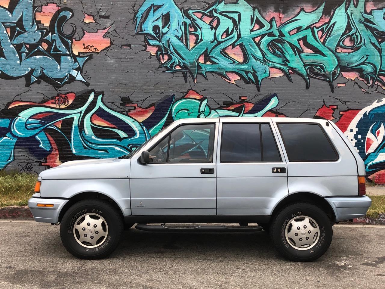 Used-1989-Laforza-50-4X4