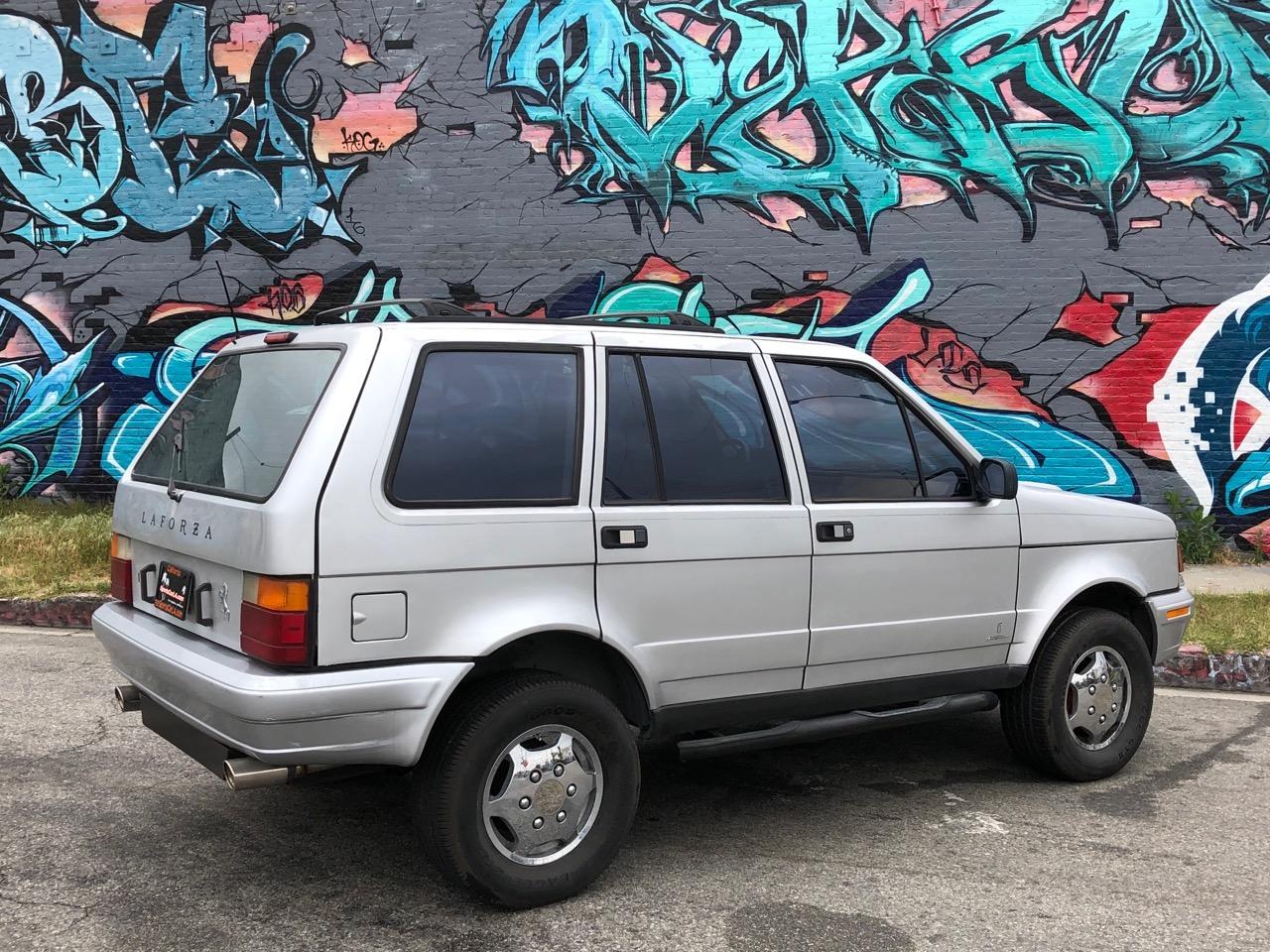 Used 1989 Laforza 50 4X4