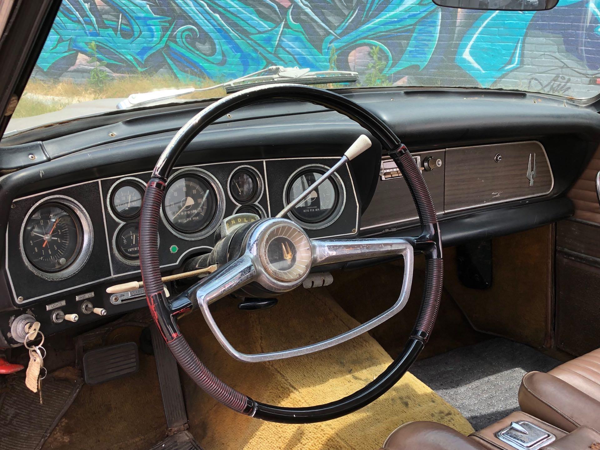 Used 1964 Studebaker Gran Turismo Hawk