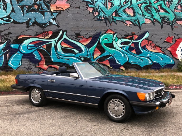 Used 1987 Mercedes-Benz 560-Class 560 SL