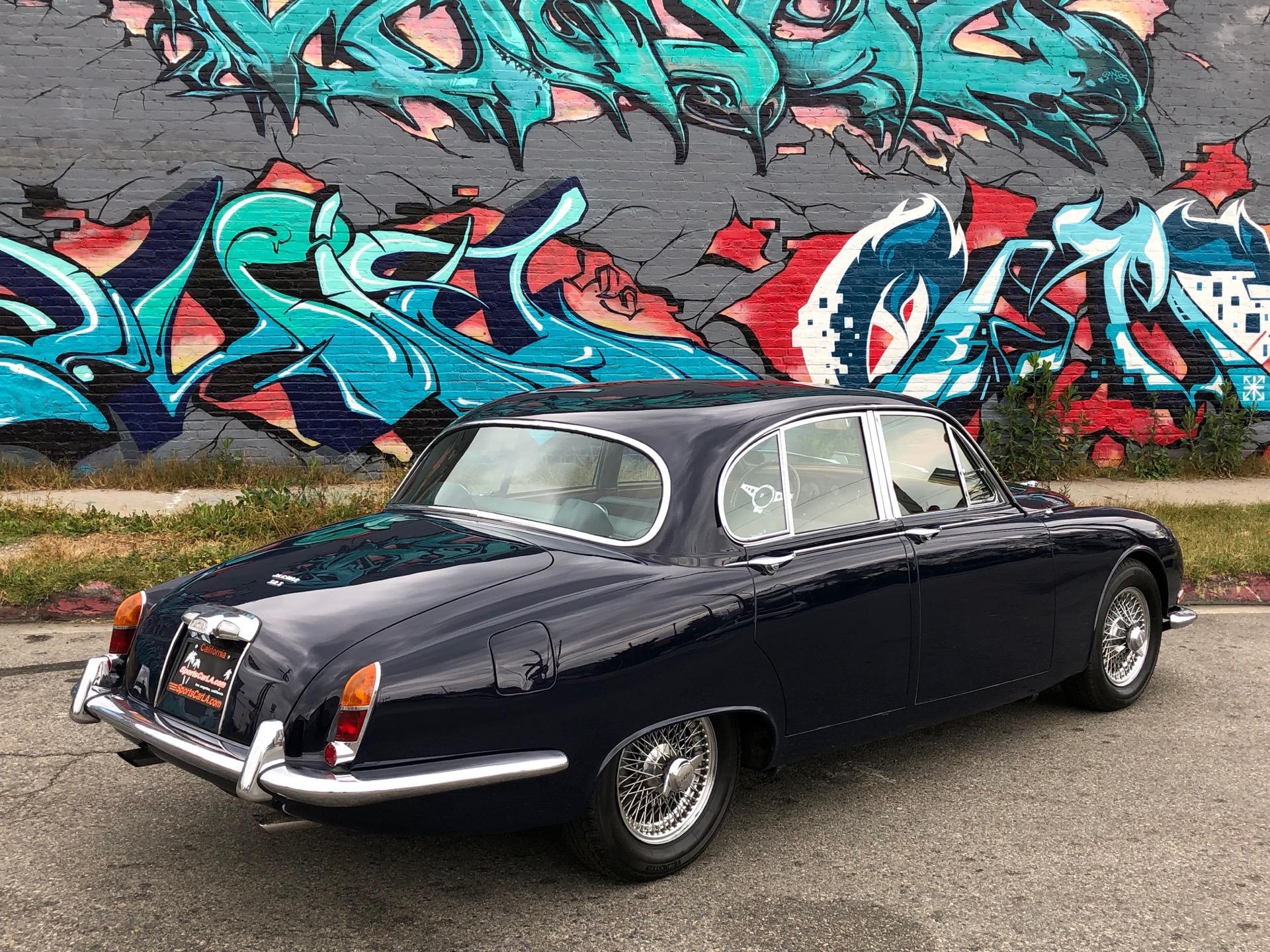 Used 1965 Jaguar 38S