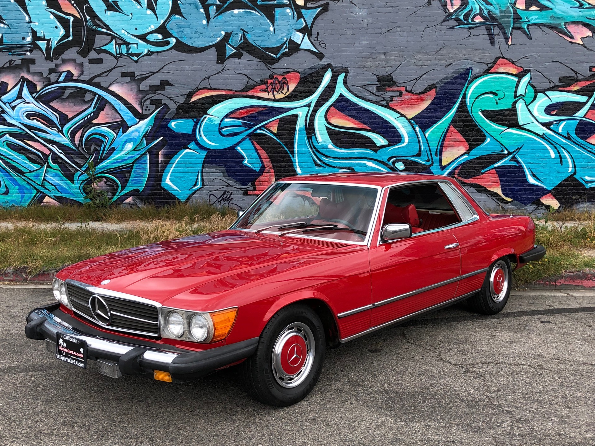 Used 1977 Mercedes Benz 450 Class 450 SLC