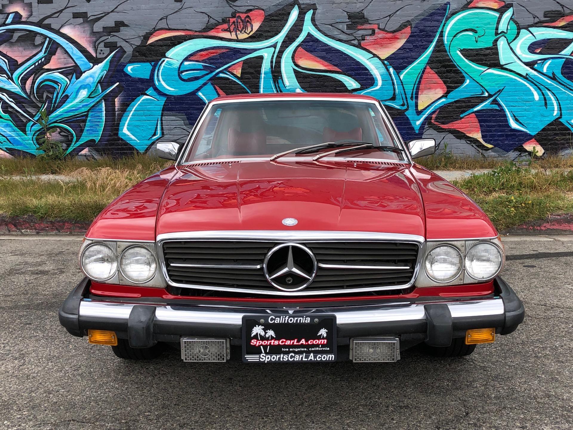 Used-1977-Mercedes-Benz-450SLC