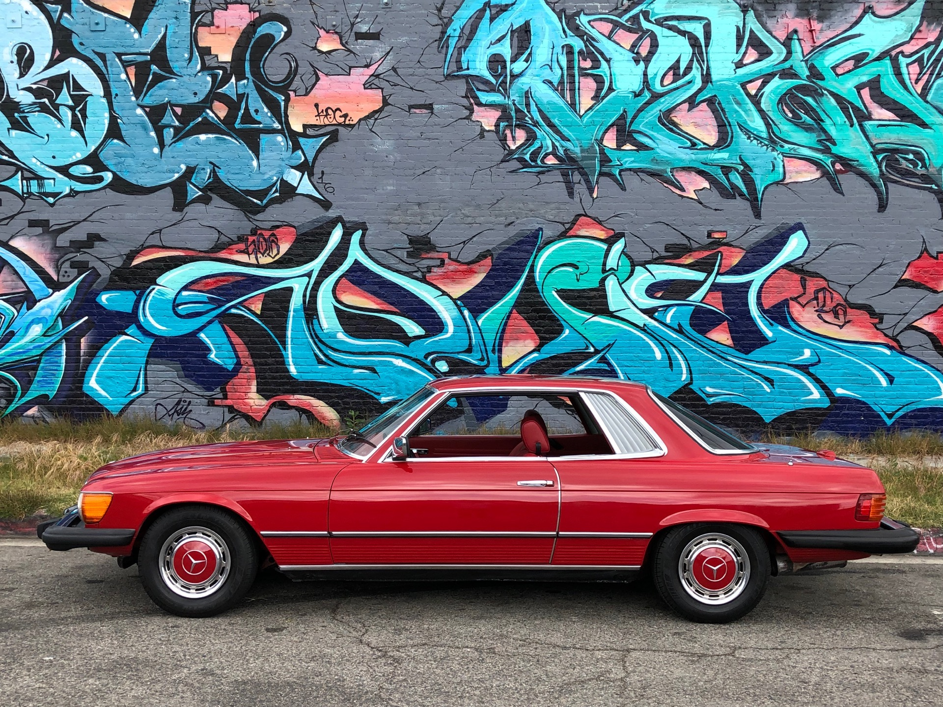 Used-1977-Mercedes-Benz-450-Class-450-SLC