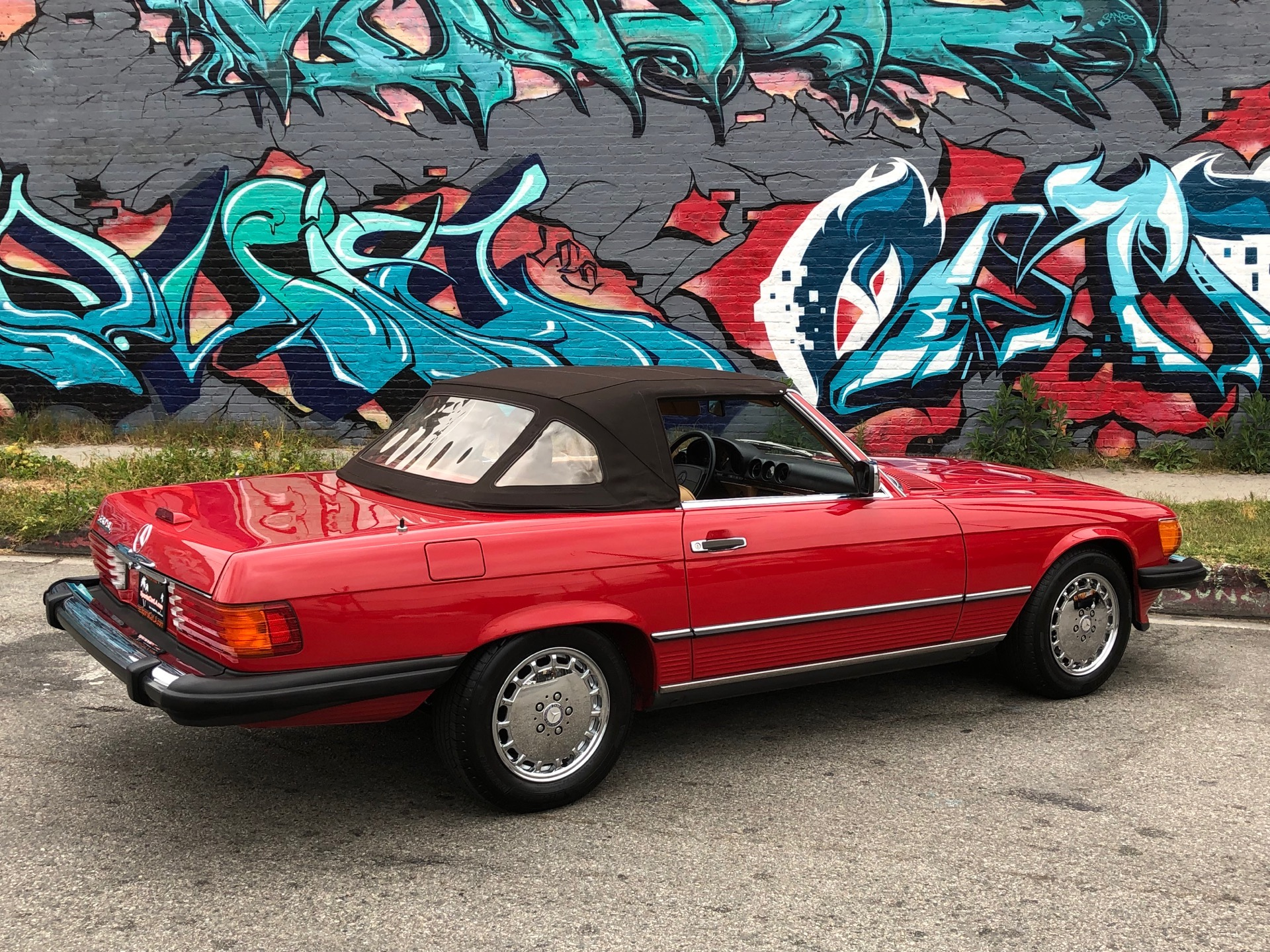 Used-1988-Mercedes-Benz-560-Class-560-SL