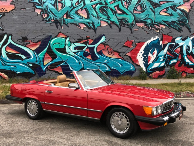 Used 1988 Mercedes-Benz 560-Class 560 SL