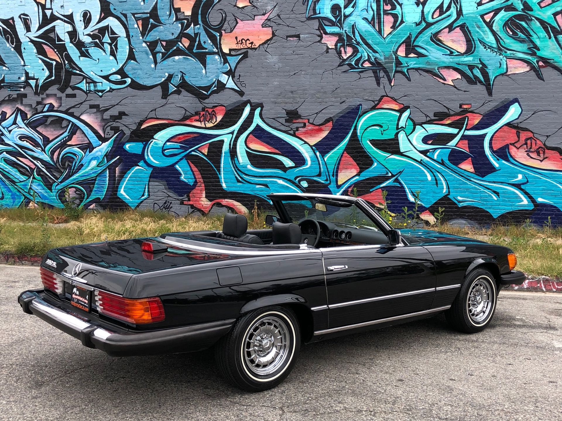 Used 1985 Mercedes Benz 380 Class 380 SL
