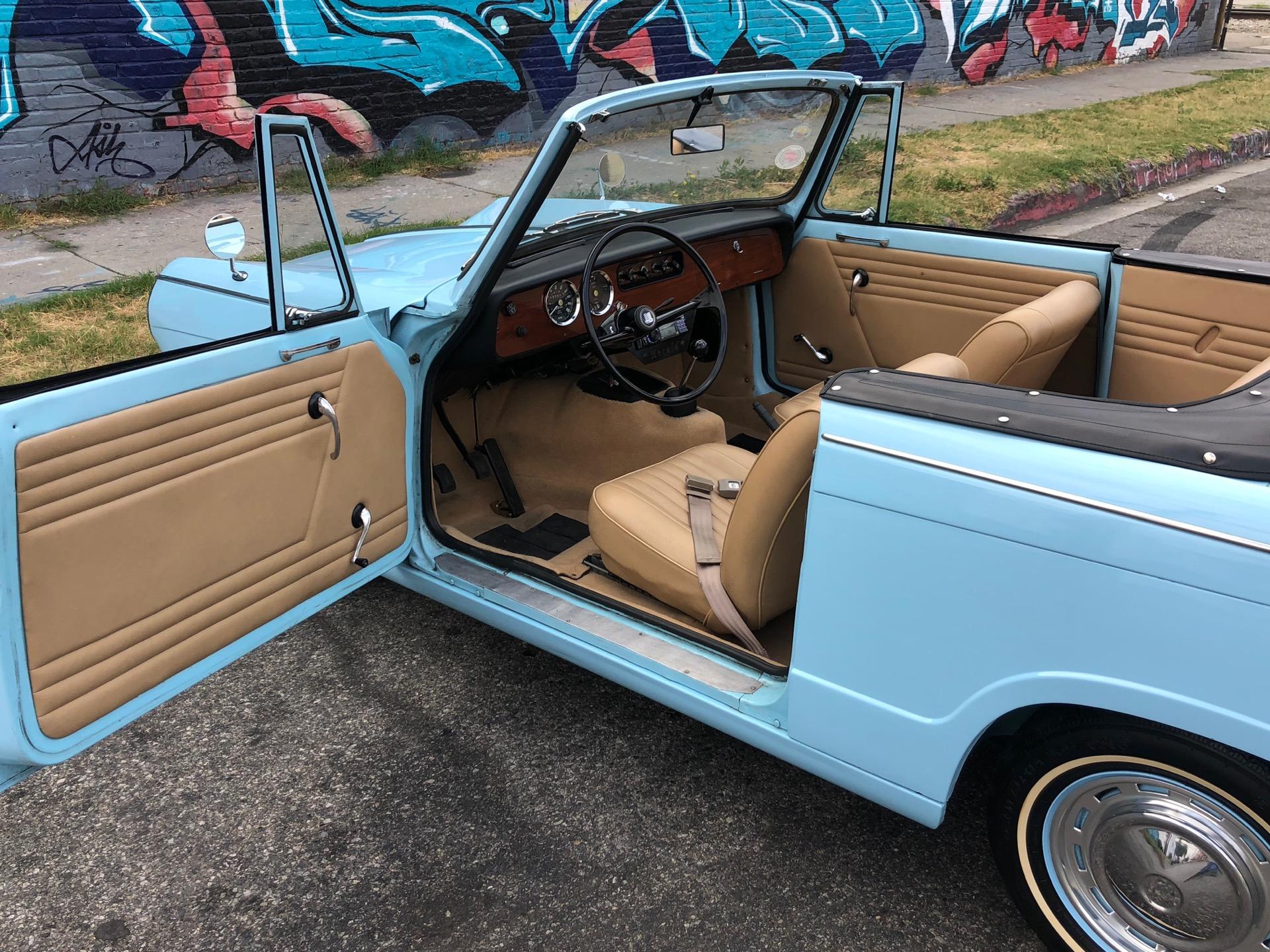Used 1968 Triumph Herald 1360