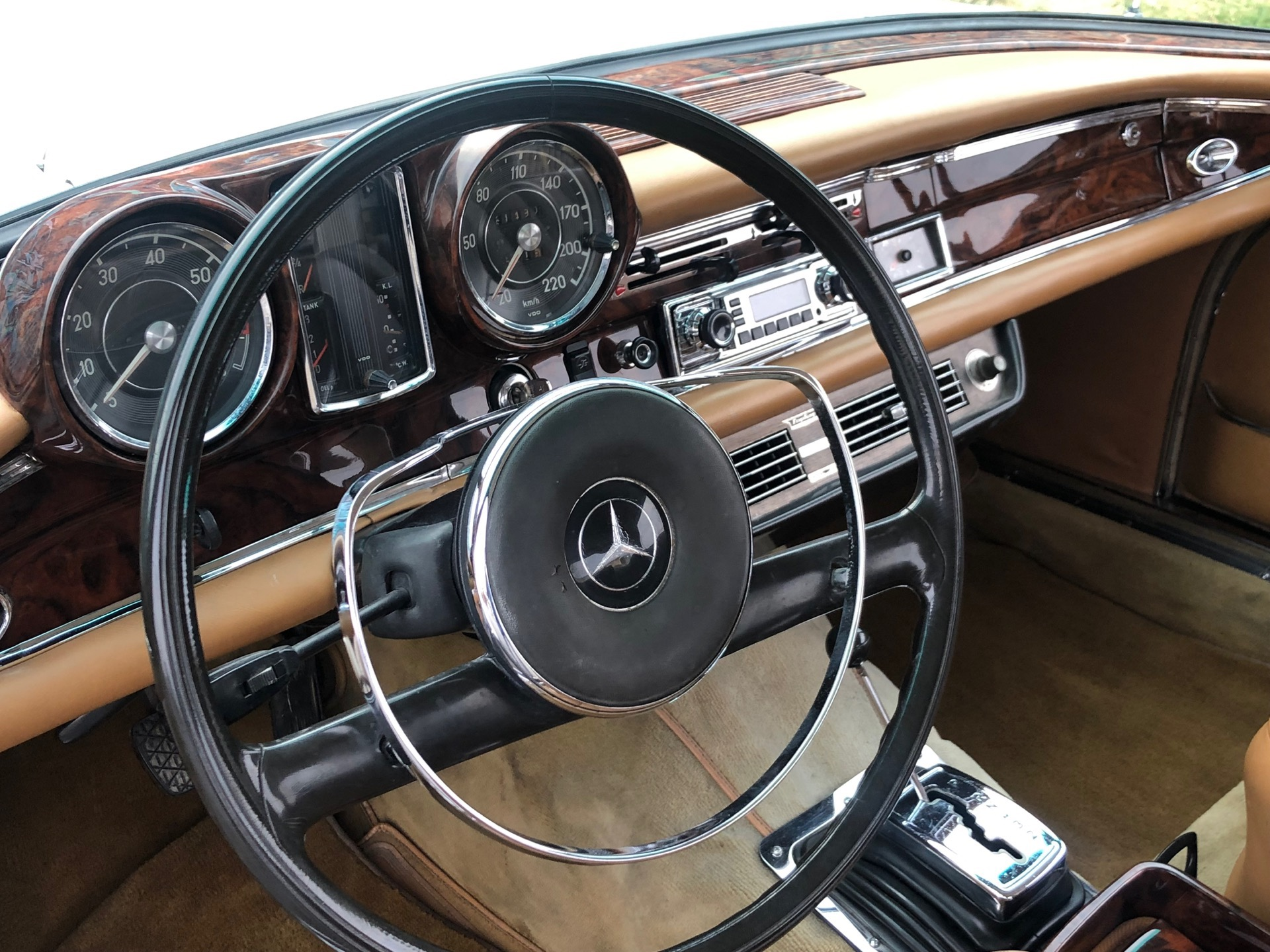Used 1968 Mercedes Benz 250 SE 250 SE