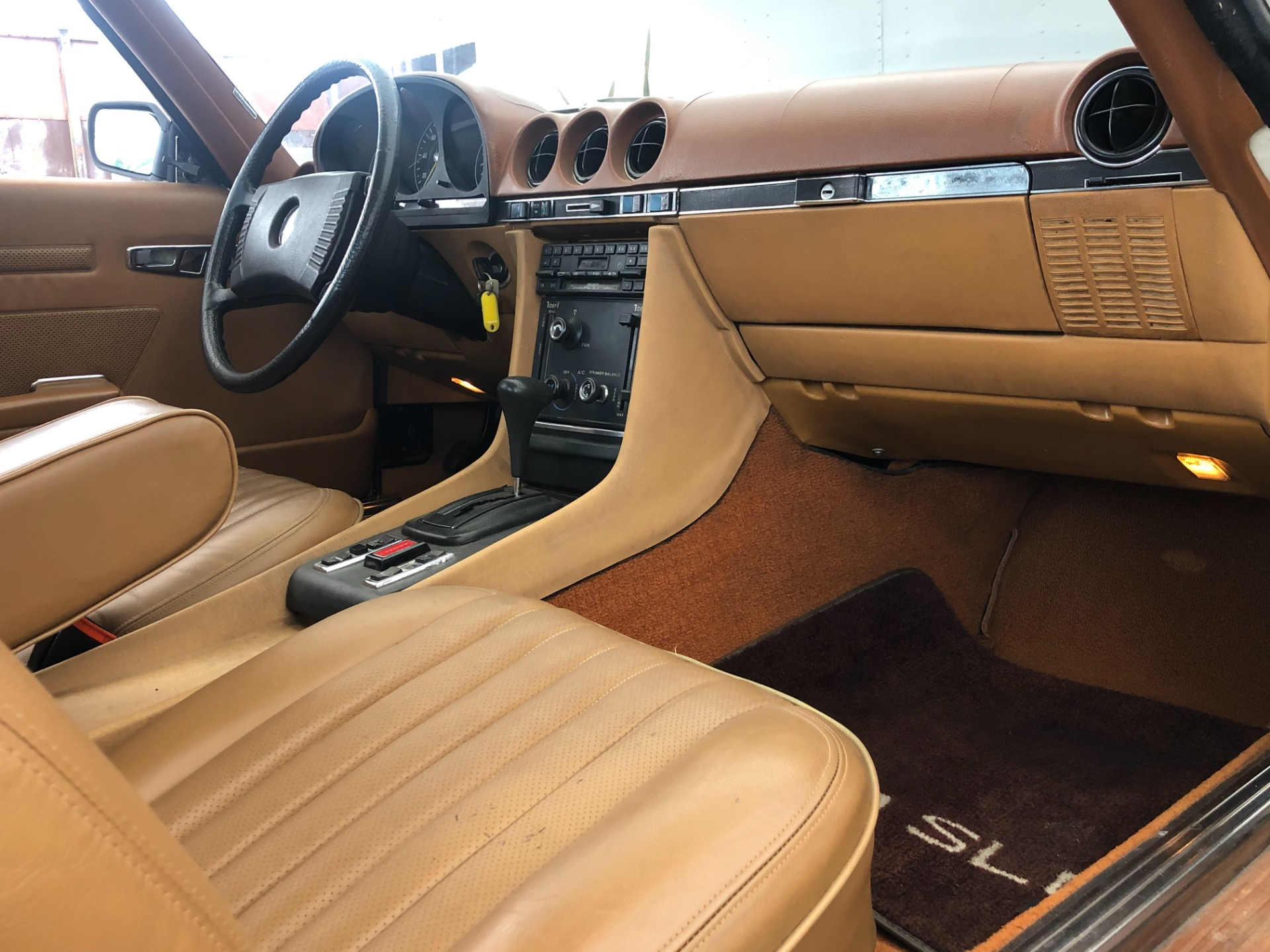 Used 1975 Mercedes Benz 450 Class 450 SLC