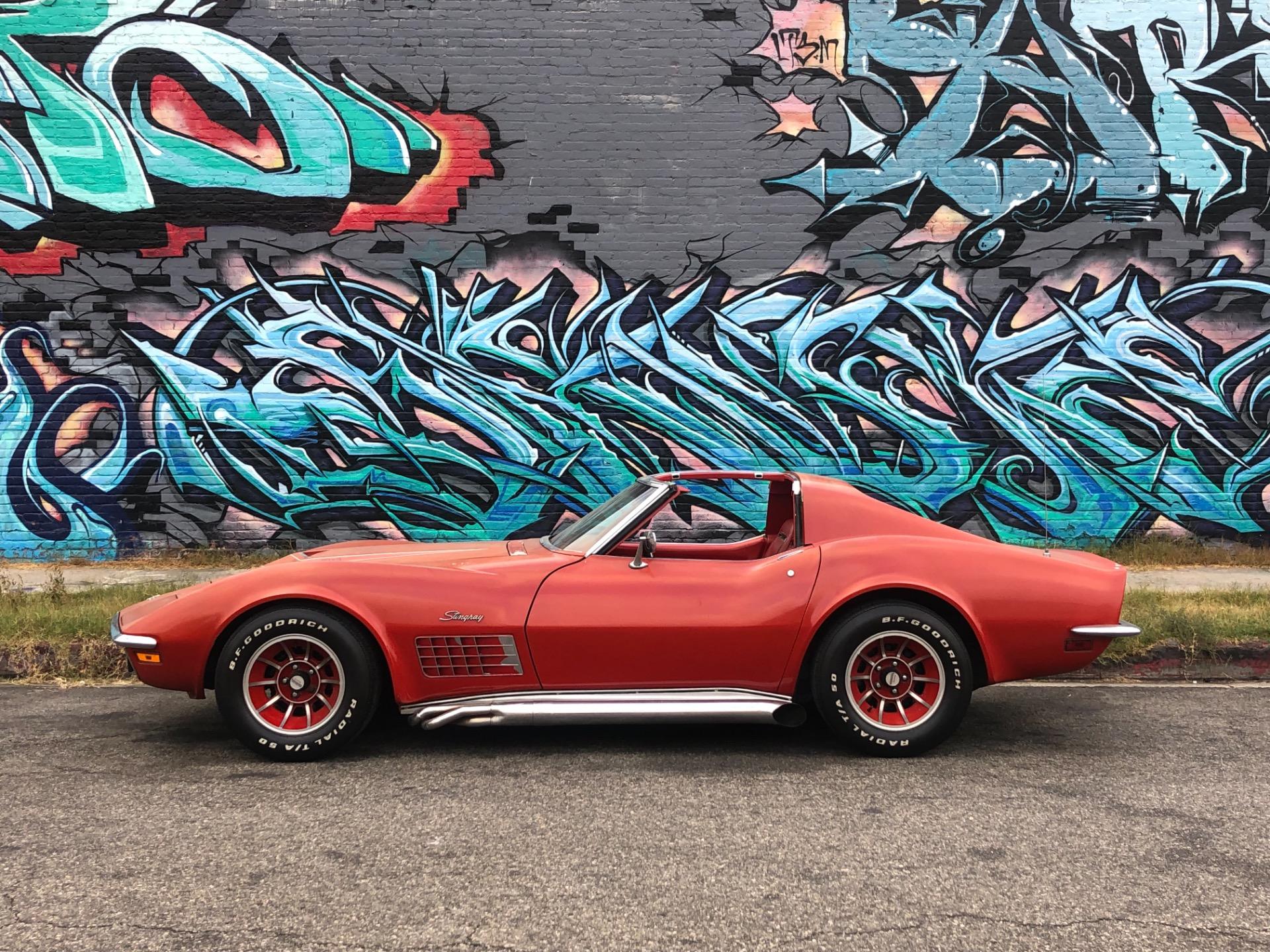 Used 1971 Chevrolet Corvette LT1