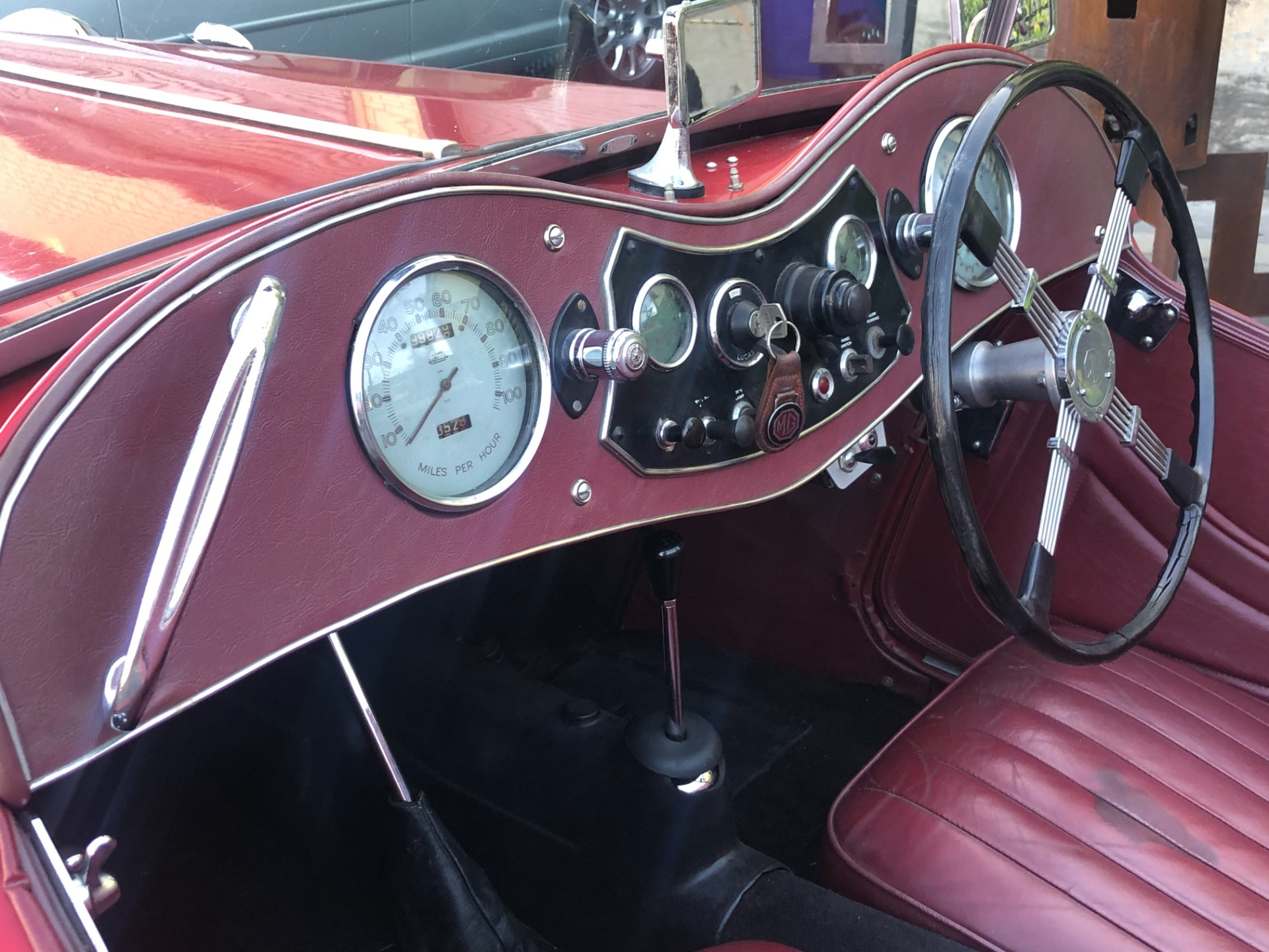 Used 1947 MG TC