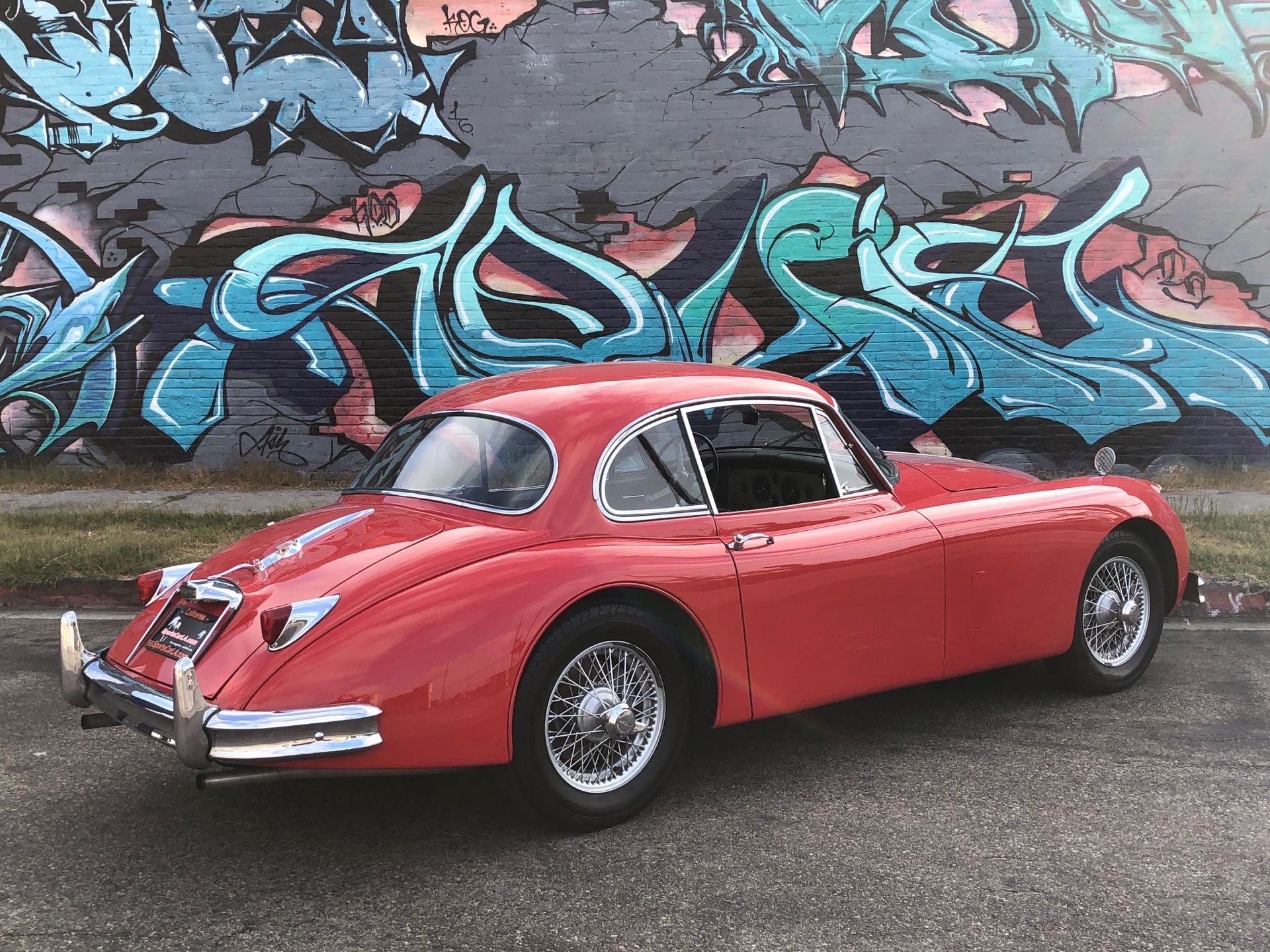 Used 1958 JAGUAR XK150