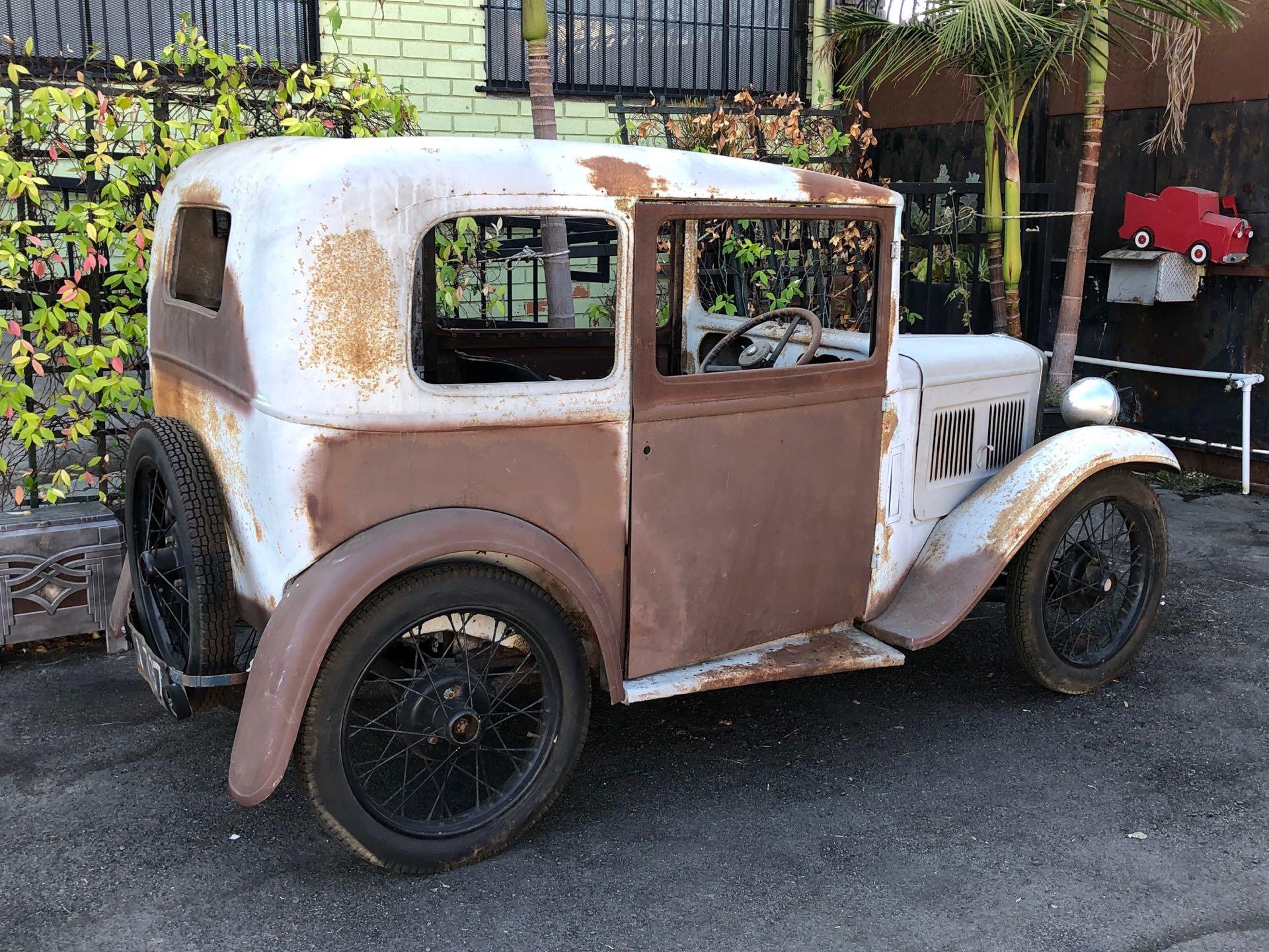 Used 1931 Austin Seven Saloon