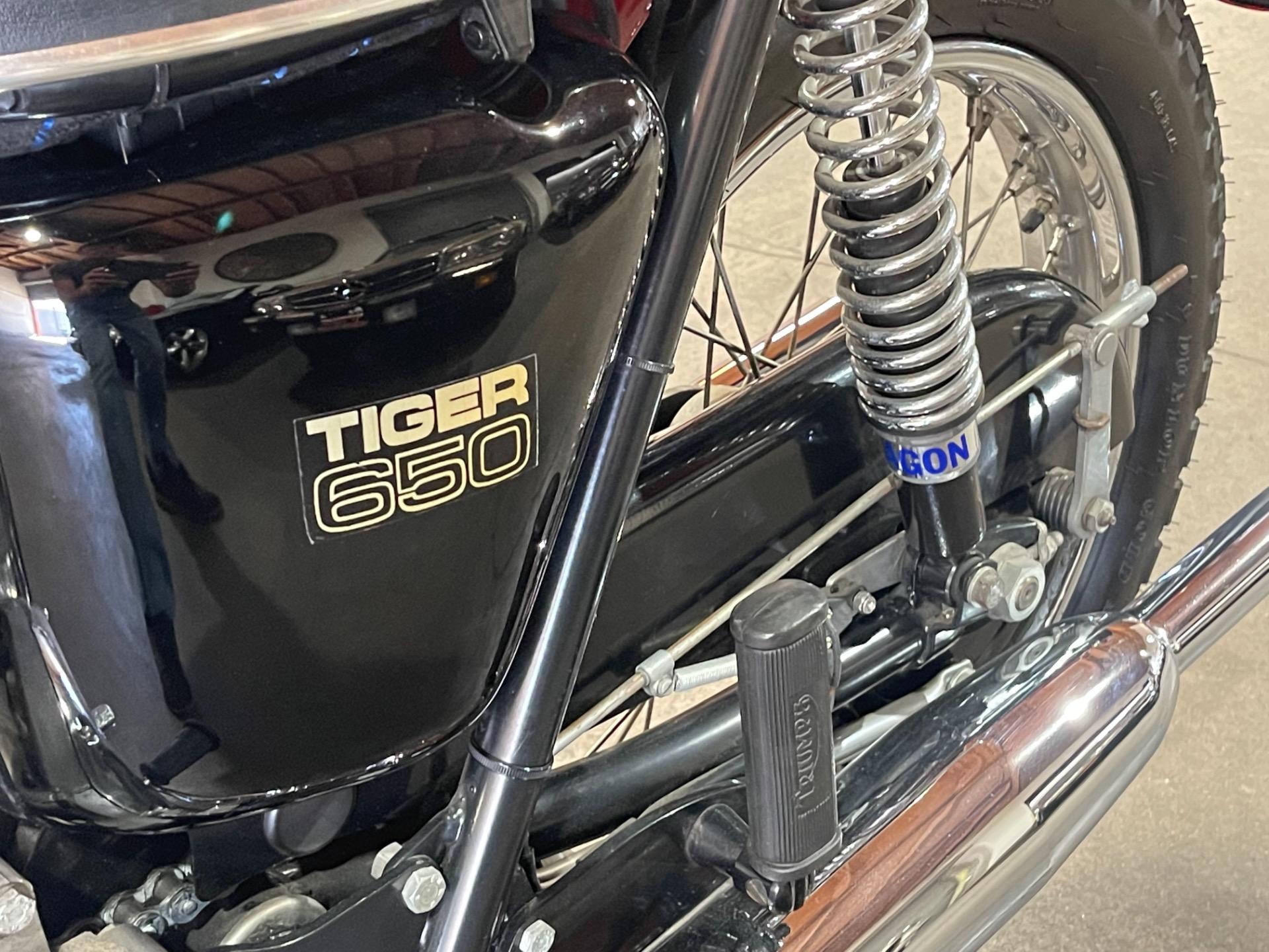 Used 1969 TRIUMPH TIGER