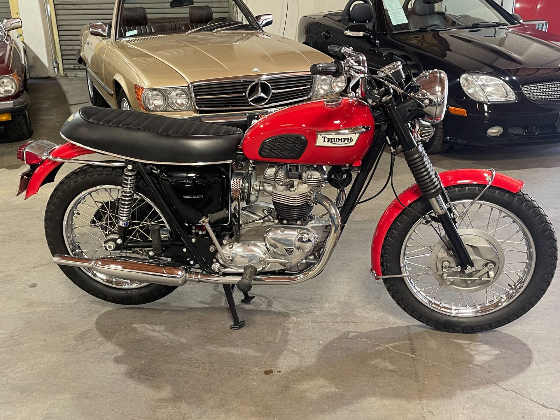 Used 1969 TRIUMPH TIGER 650