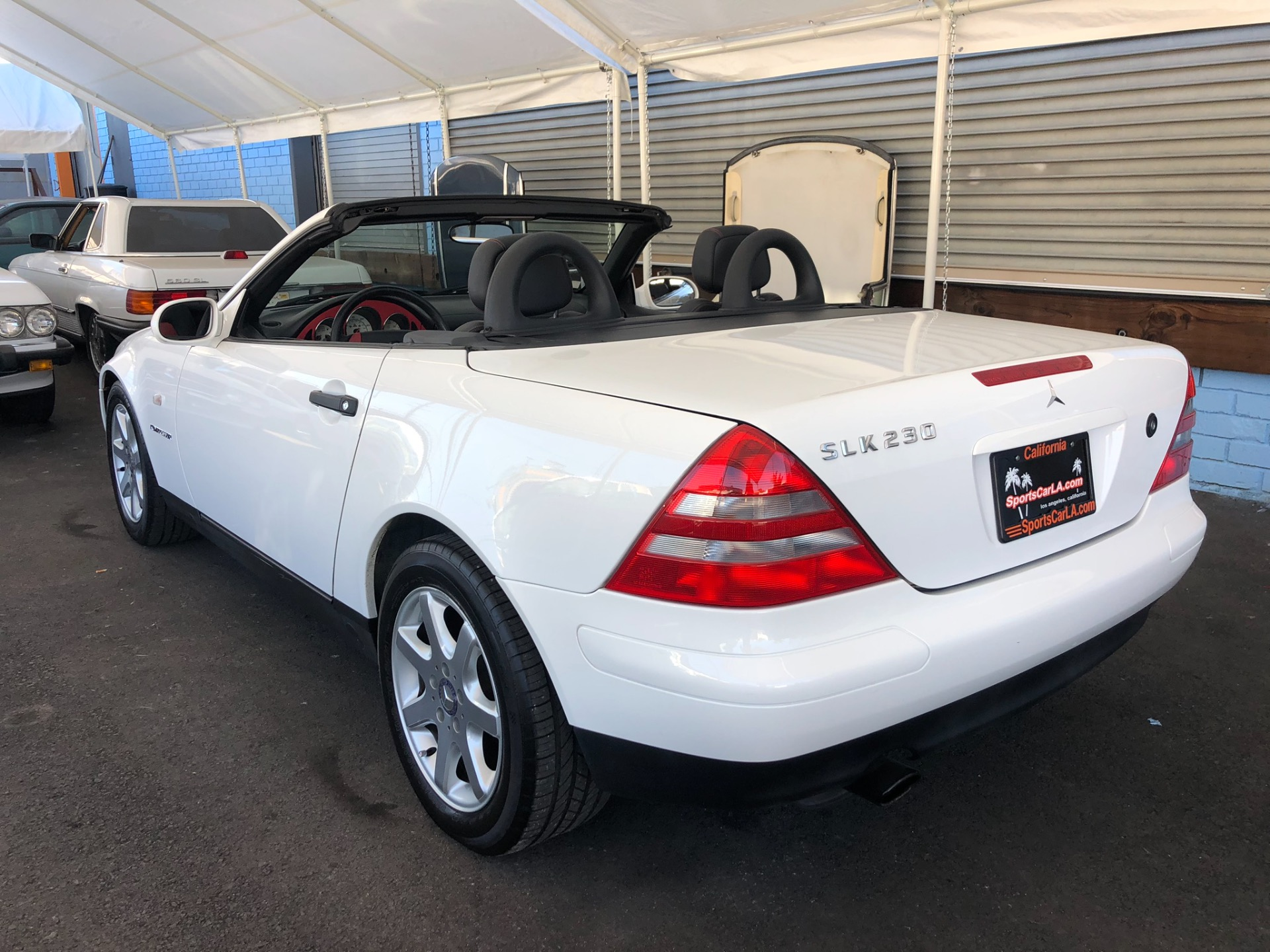 Used 1997 Mercedes Benz SLK 230
