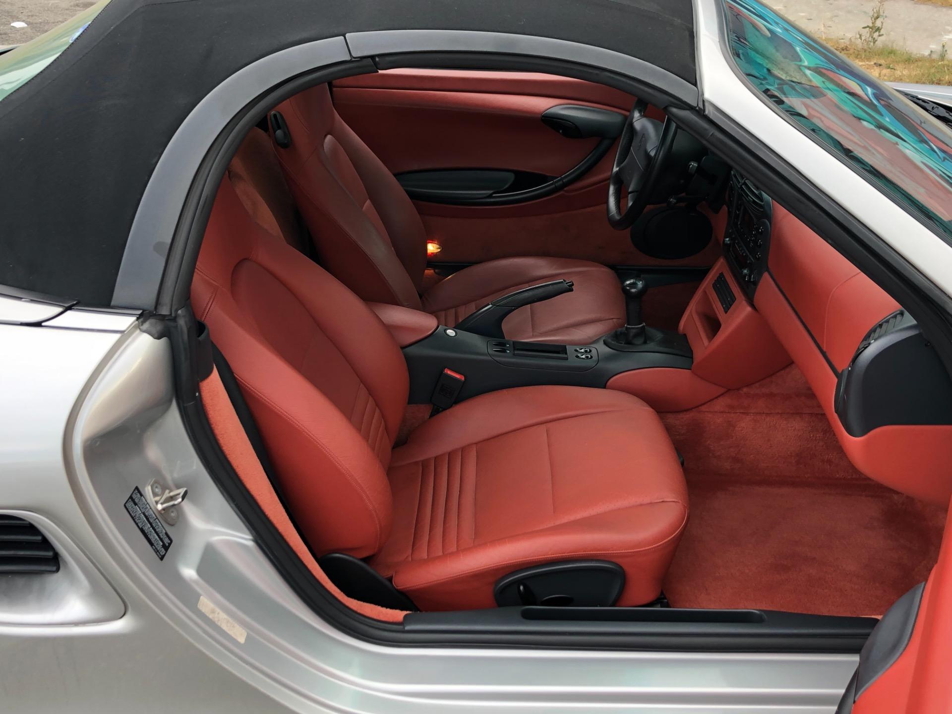 Used 1997 Porsche Boxster