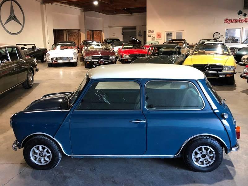 Used 1969 Morris Mini Cooper