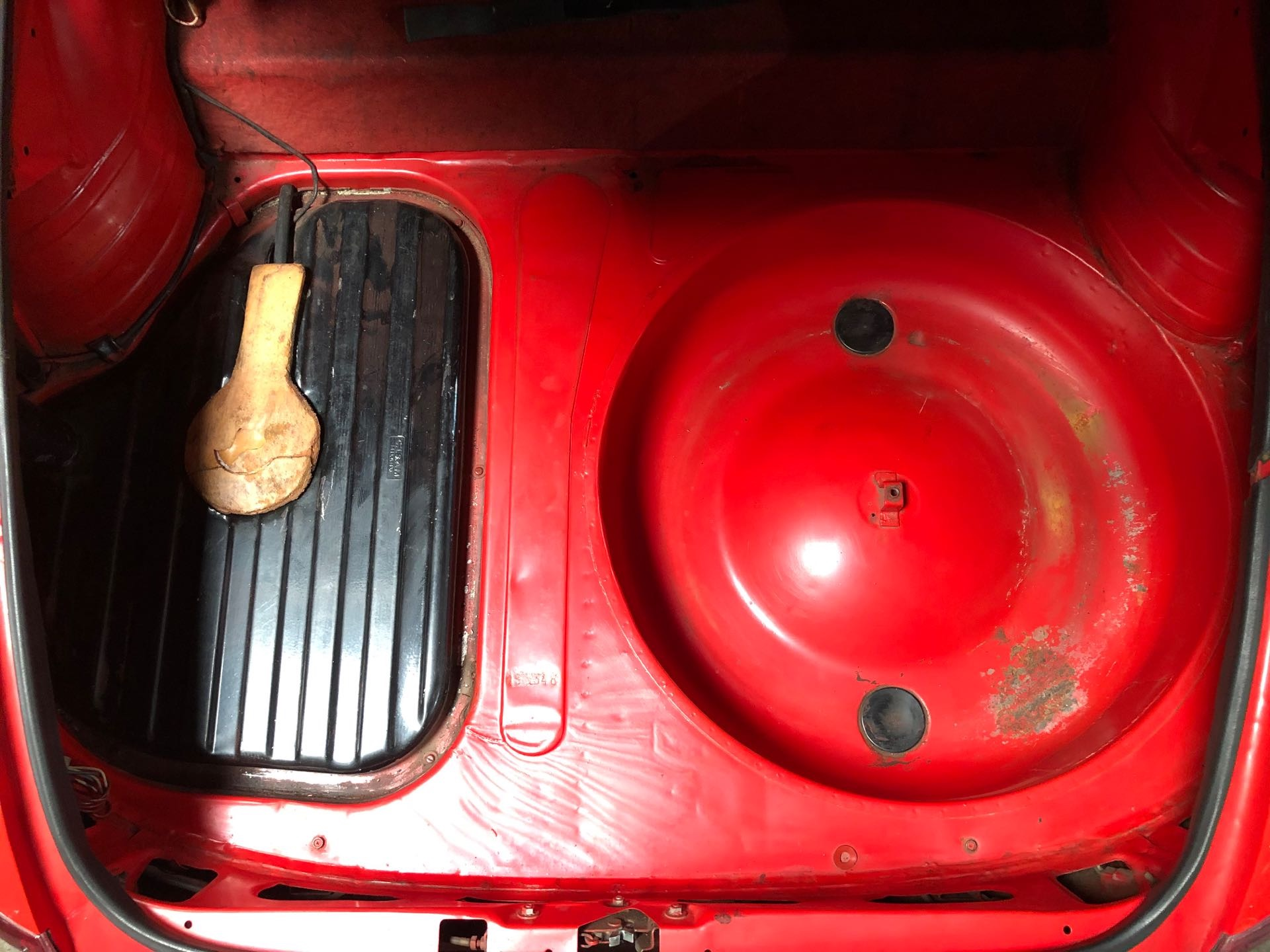 Used 1967 Alfa Romeo Spider Duetto