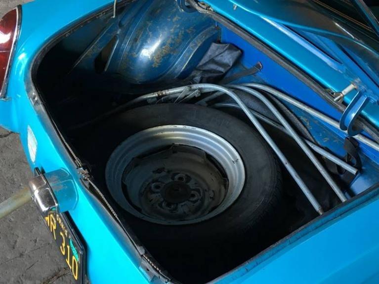 Used 1967 Austin Healey Sprite