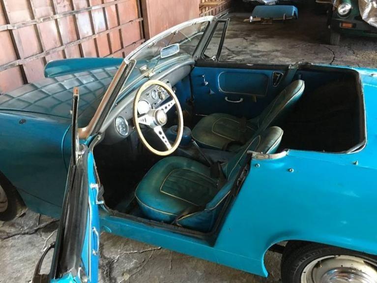 Used 1967 Austin Healey Sprite MkIII