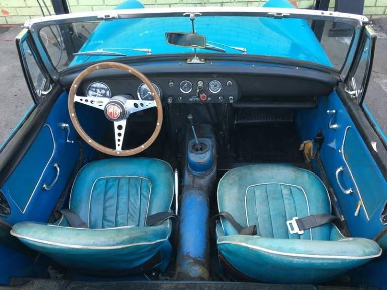 Used 1965 Austin Healey Sprite MkIII