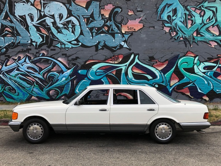Used 1983 Mercedes Benz 500 Class 500 SEL