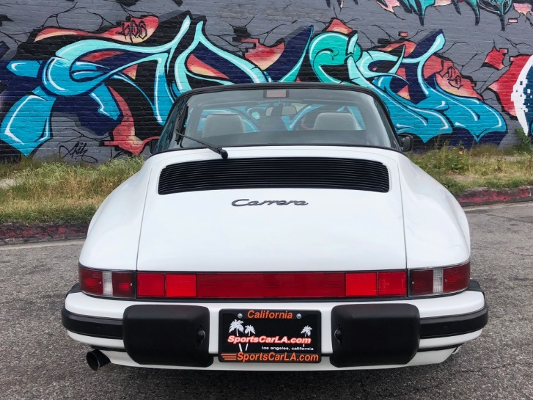 Used 1989 Porsche 911 Carrera