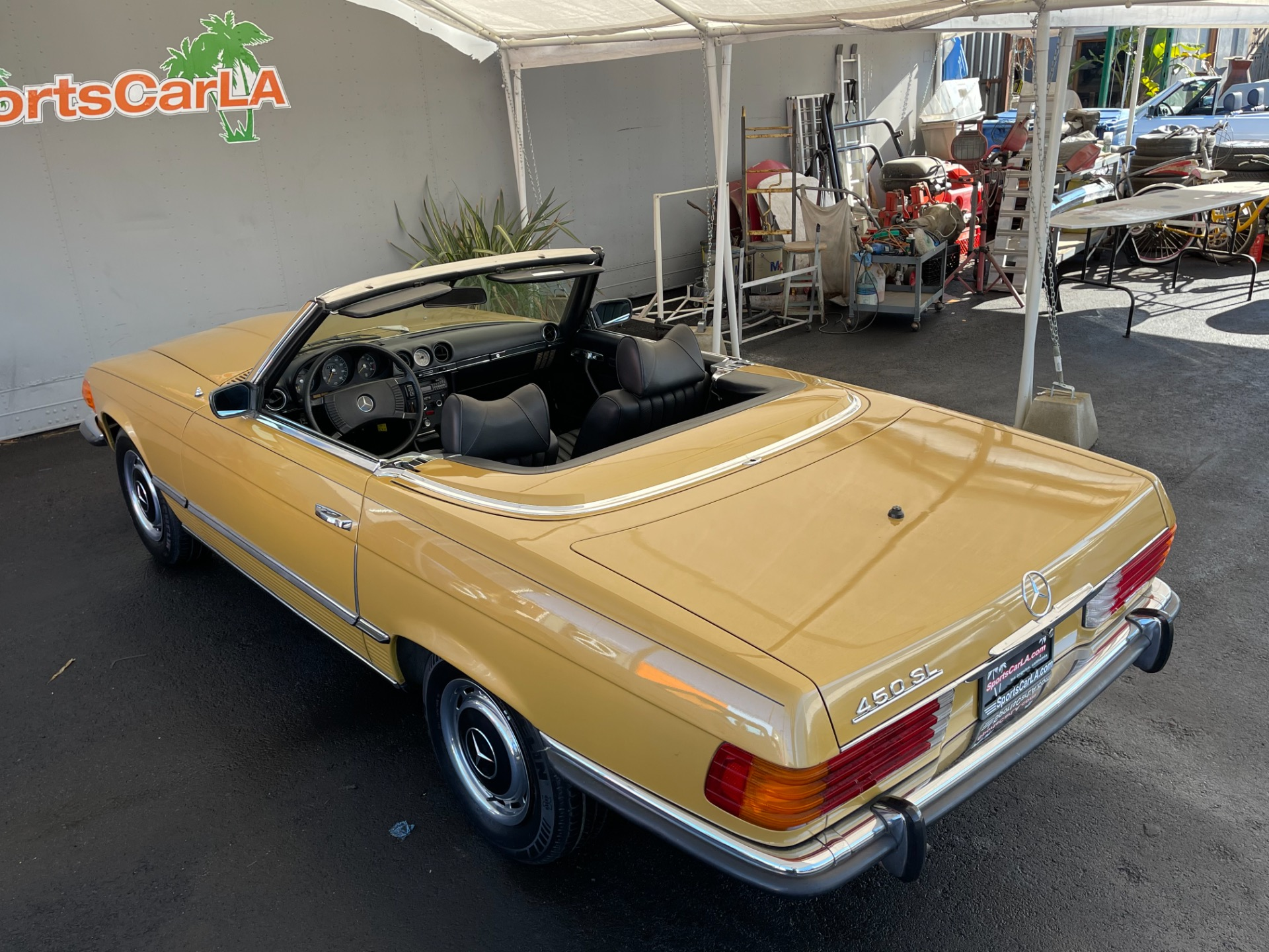 Used 1973 Mercedes Benz 450 Class 450 SL