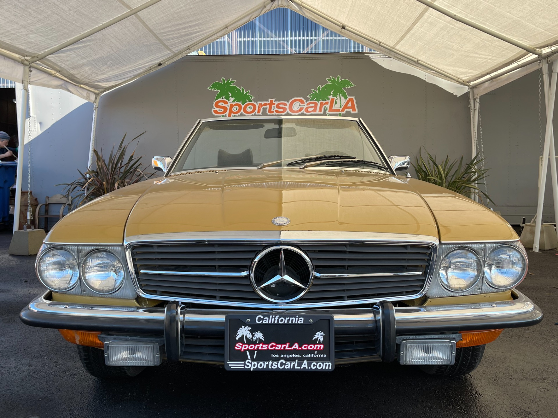Used 1973 Mercedes Benz 450 SL
