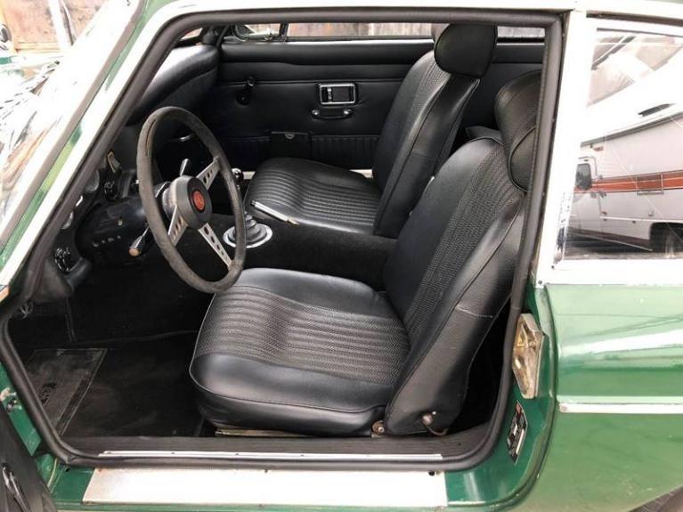 Used 1970 MG MGB BGT