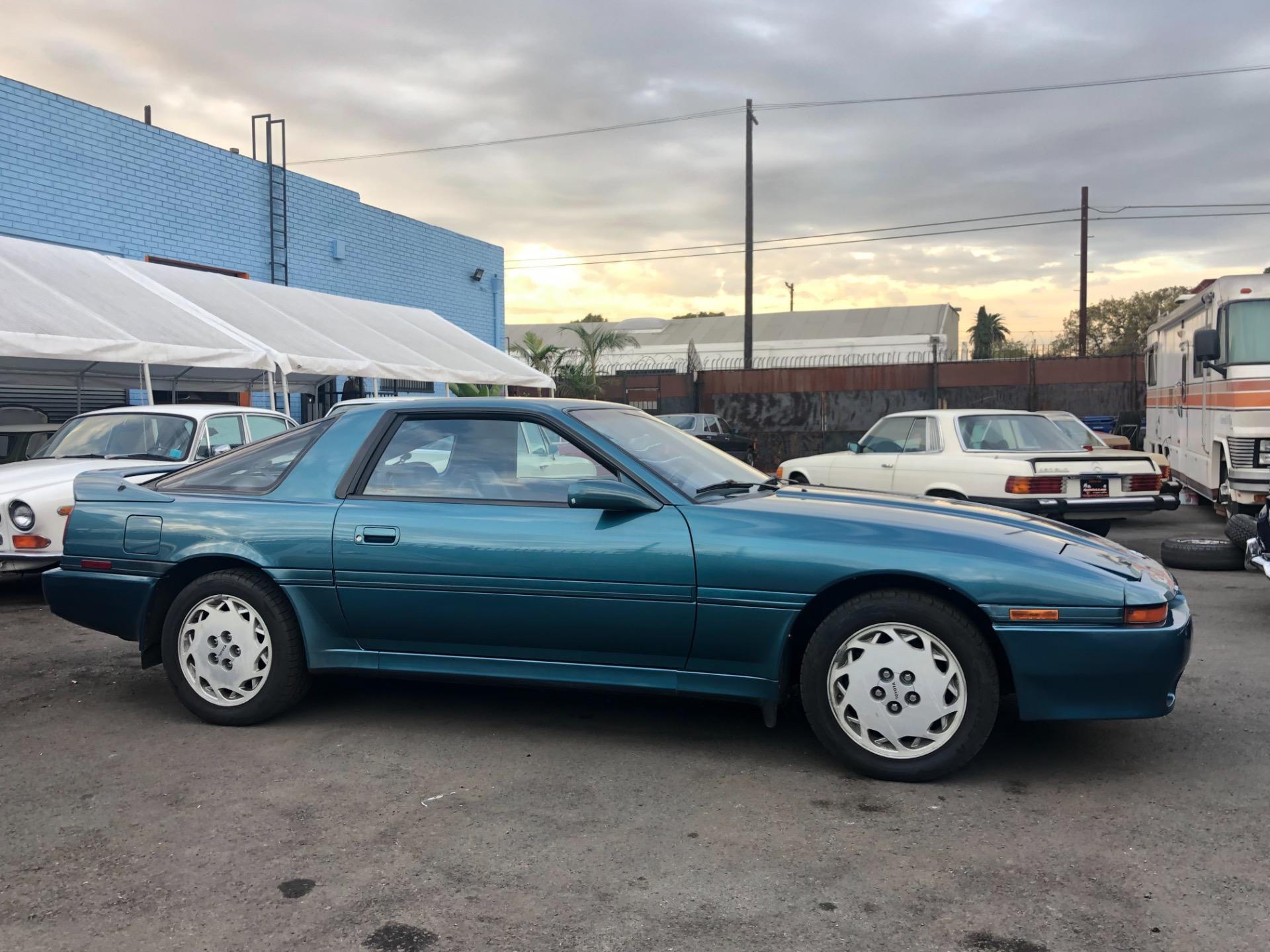 Used 1992 Toyota Supra Turbo