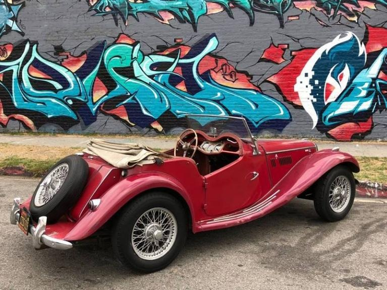 Used 1955 MG TF 1500