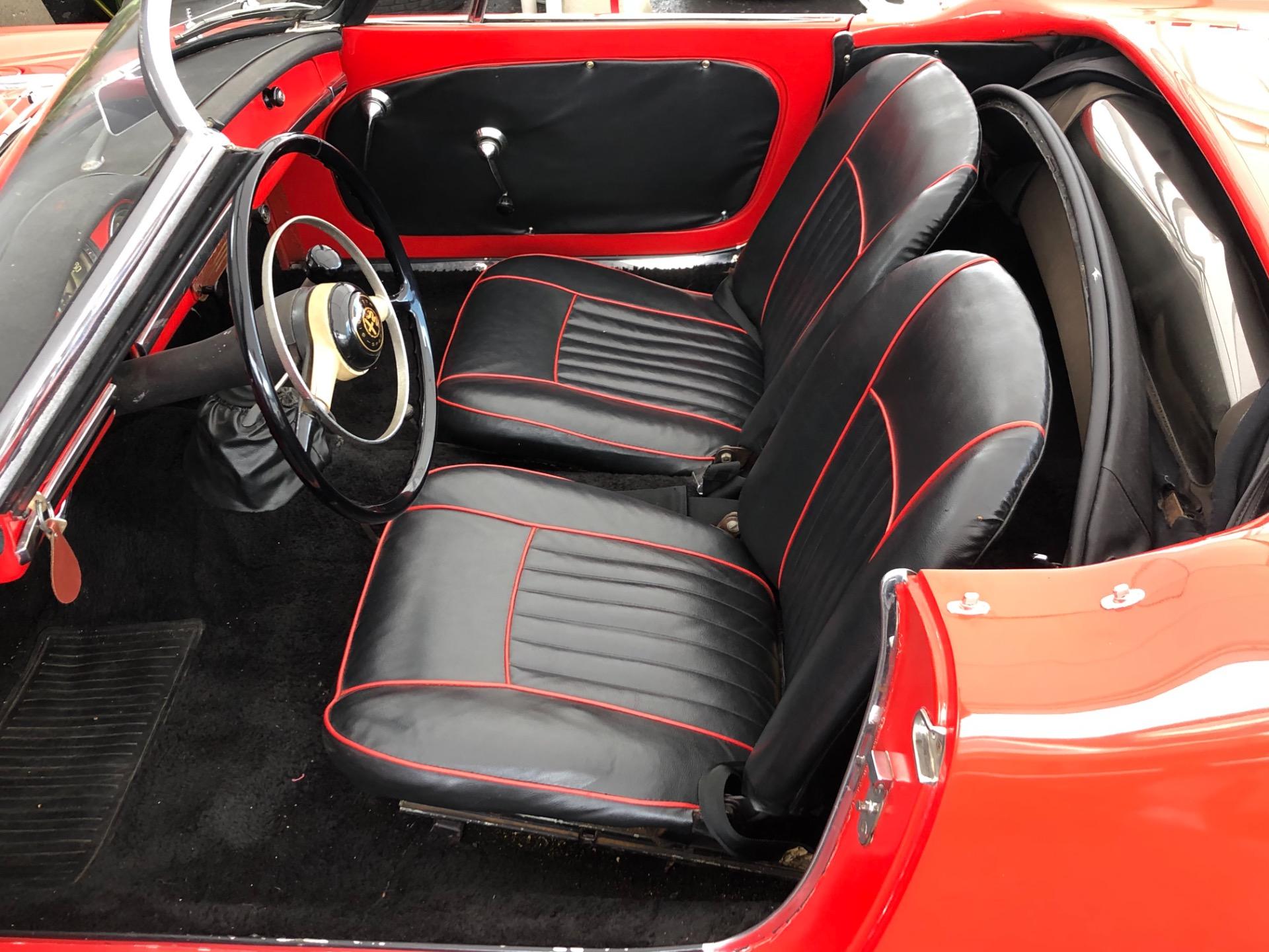 Used 1961 Alfa Romeo Giulietta Spider Normale
