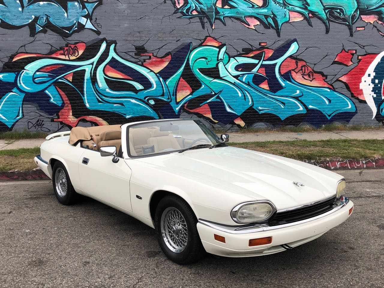 Used 1994 Jaguar XJ Series XJS 2dr Convertible