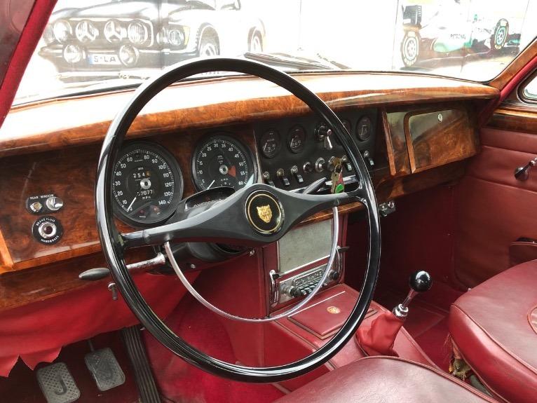 Used 1967 Jaguar Mk2