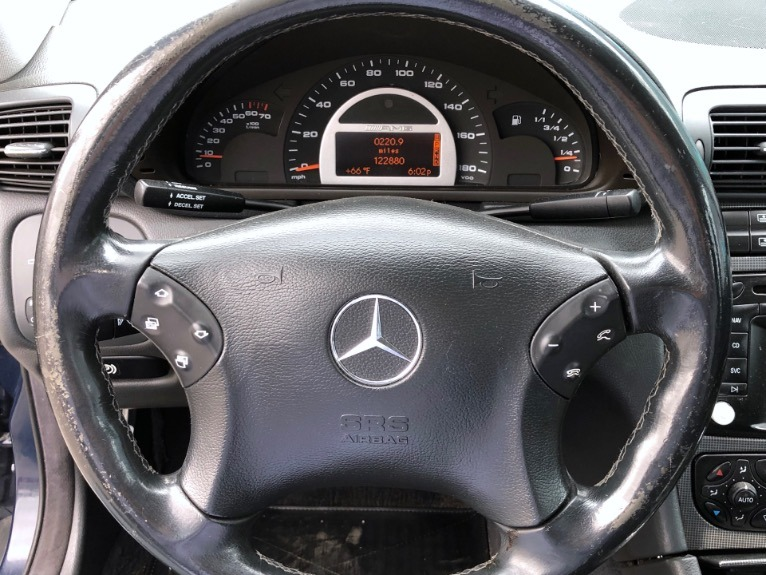 Used 2002 Mercedes Benz C Class C 32 AMG