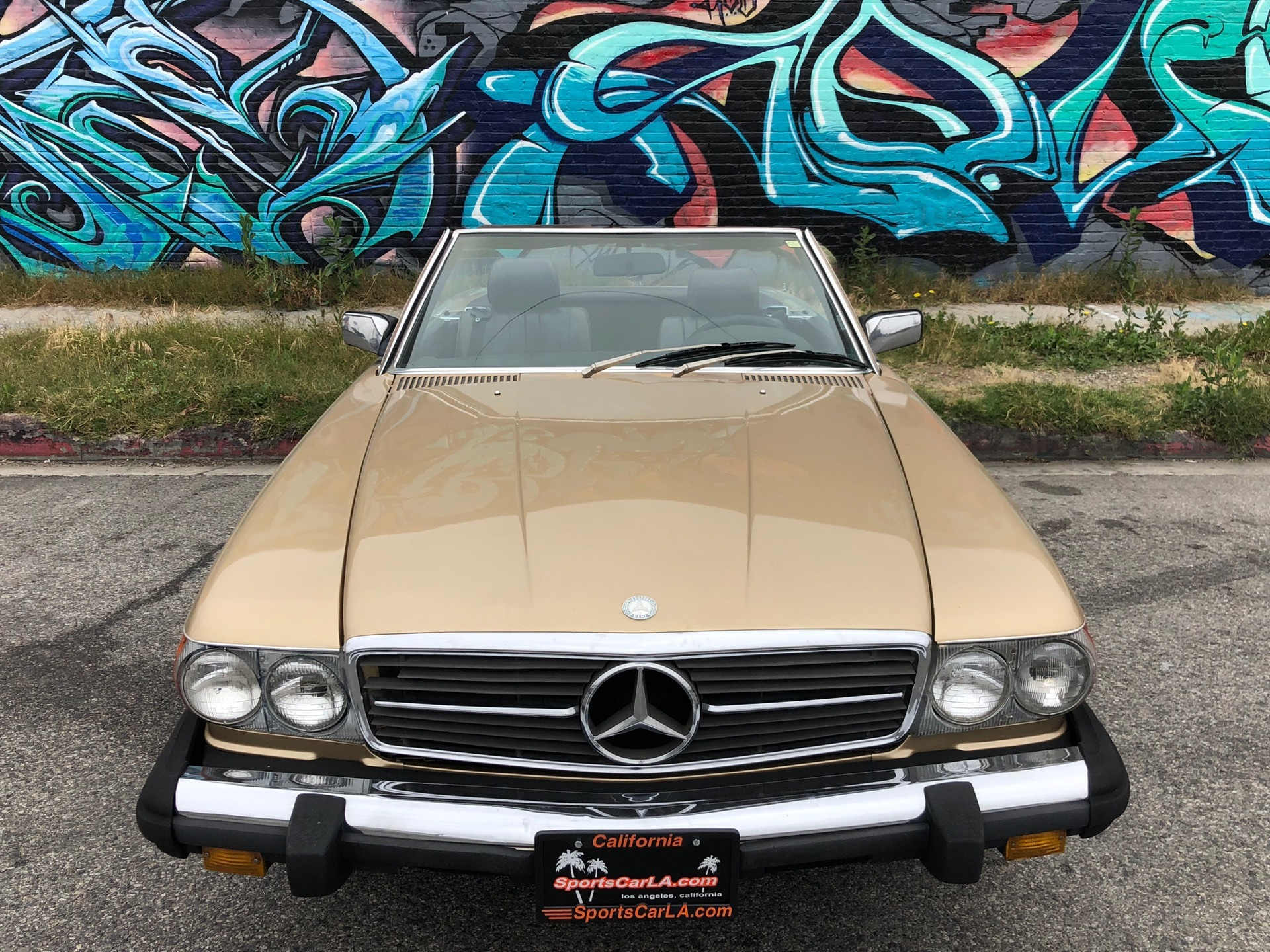 Used 1984 Mercedes Benz 380 Class 380 SL