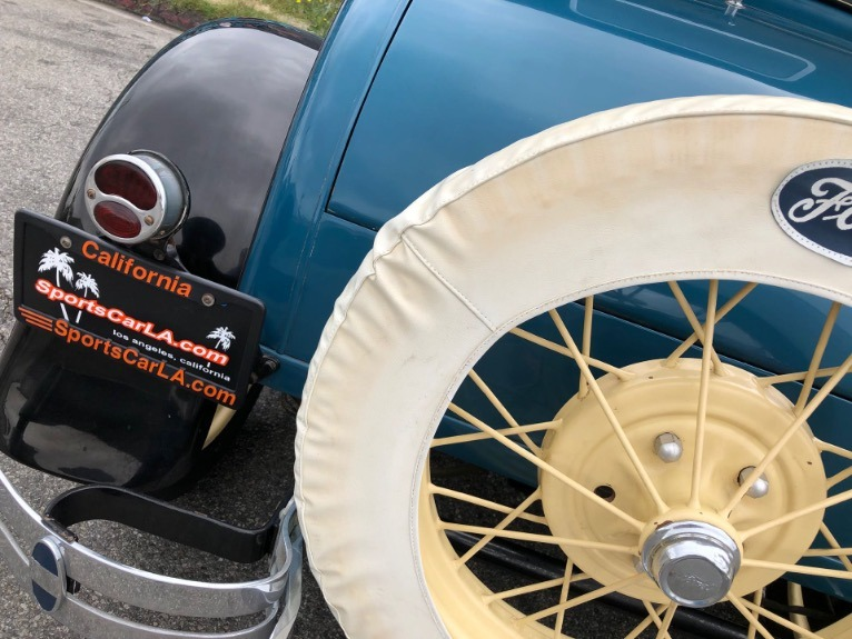 Used 1928 Ford Model A Sport