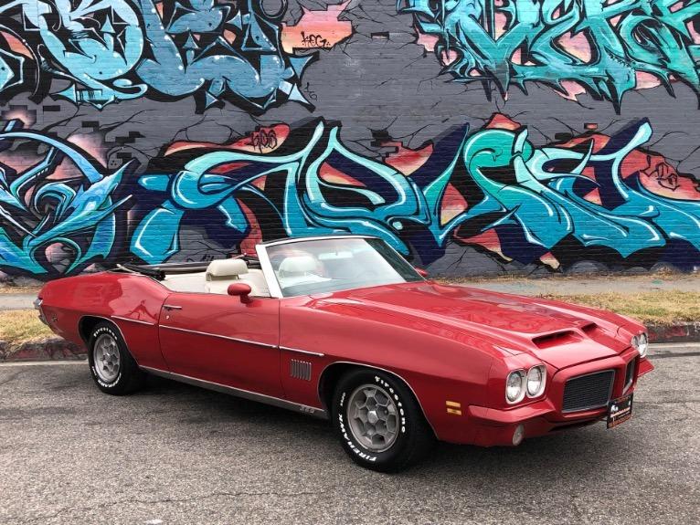 Used 1971 Pontiac LeMans Sport