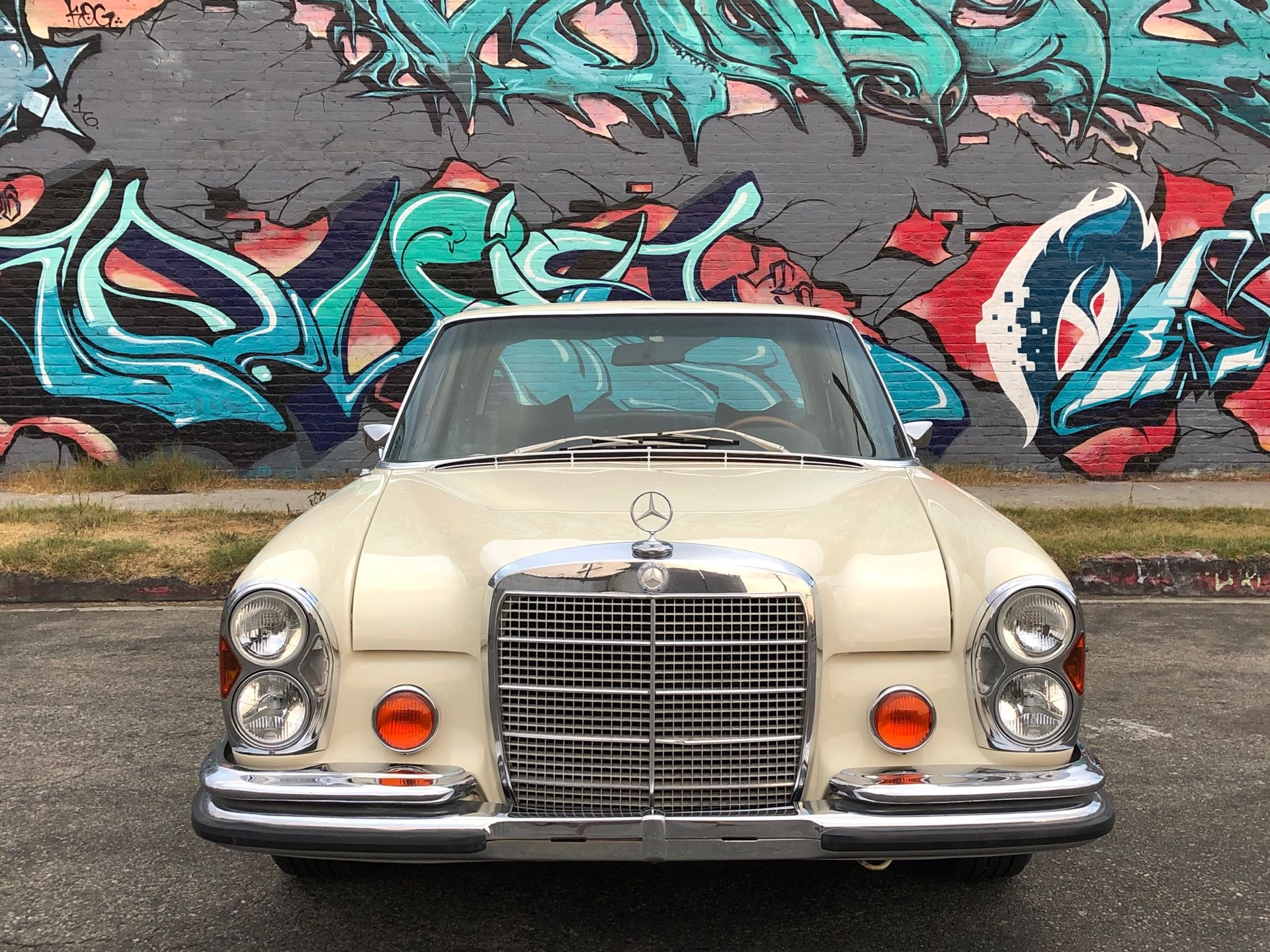 Used 1972 Mercedes Benz 280 280SE