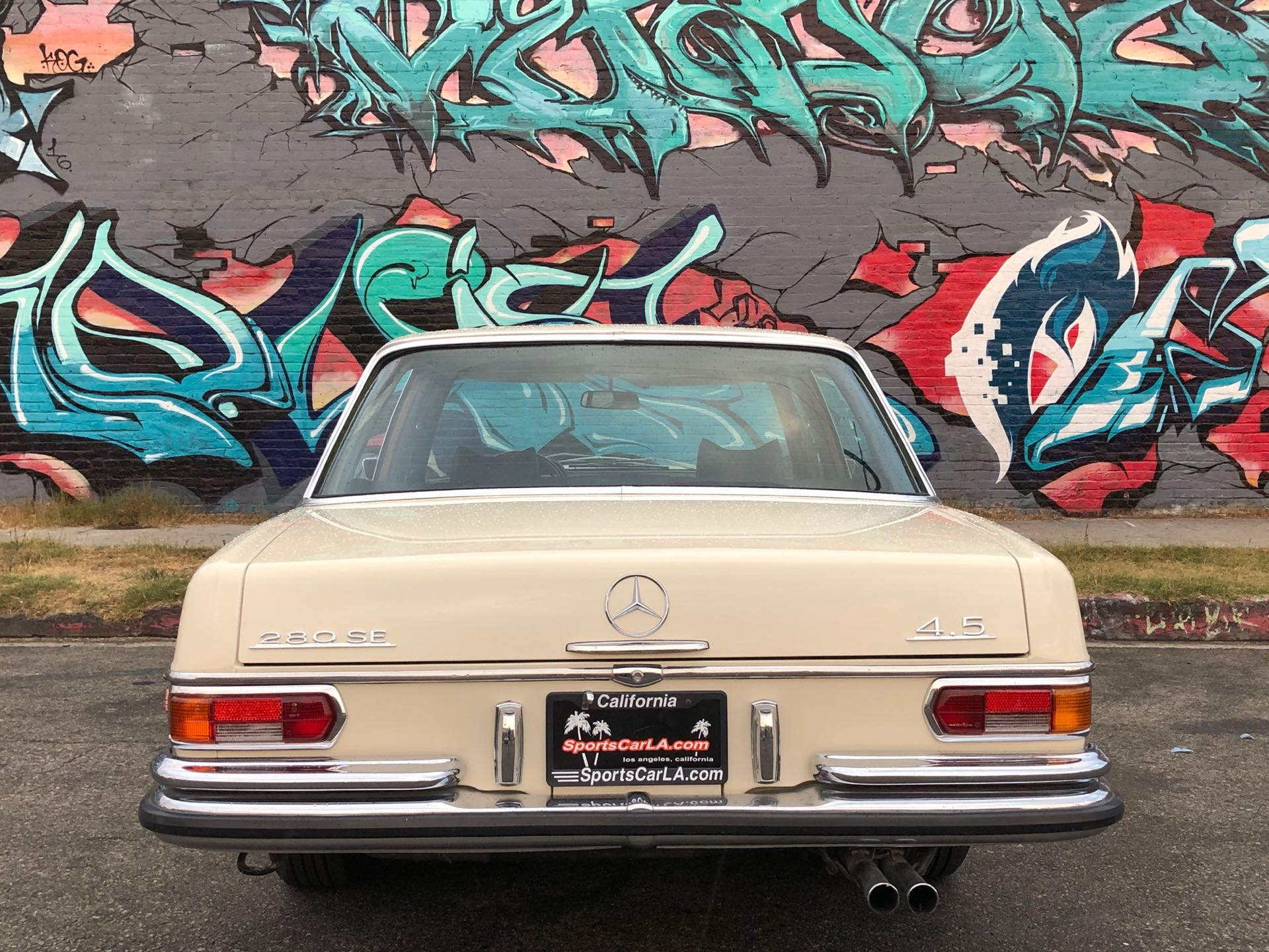 Used 1972 Mercedes Benz 280 Class 280SE